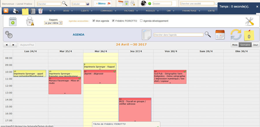 Outils de gestion - planning-personnel