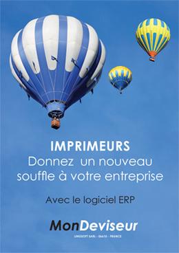plaquette commerciale Lingsoft - Mondeviseur 2020